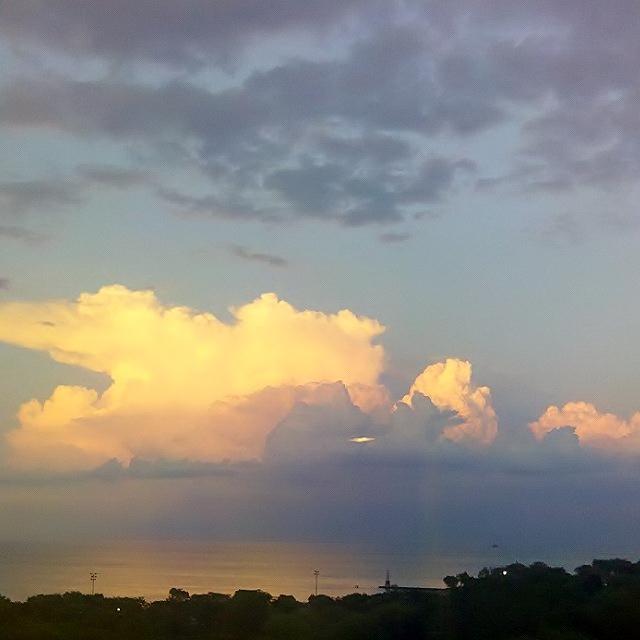 Cloud pic June 15 2014