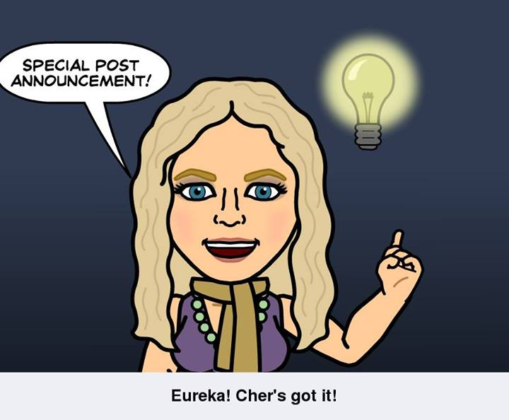 Cher Bitstrips for The Chicago Files July 20 2014