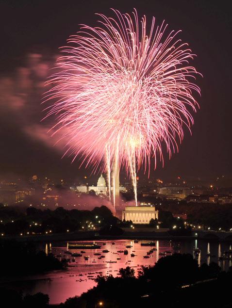 Fireworks - DC