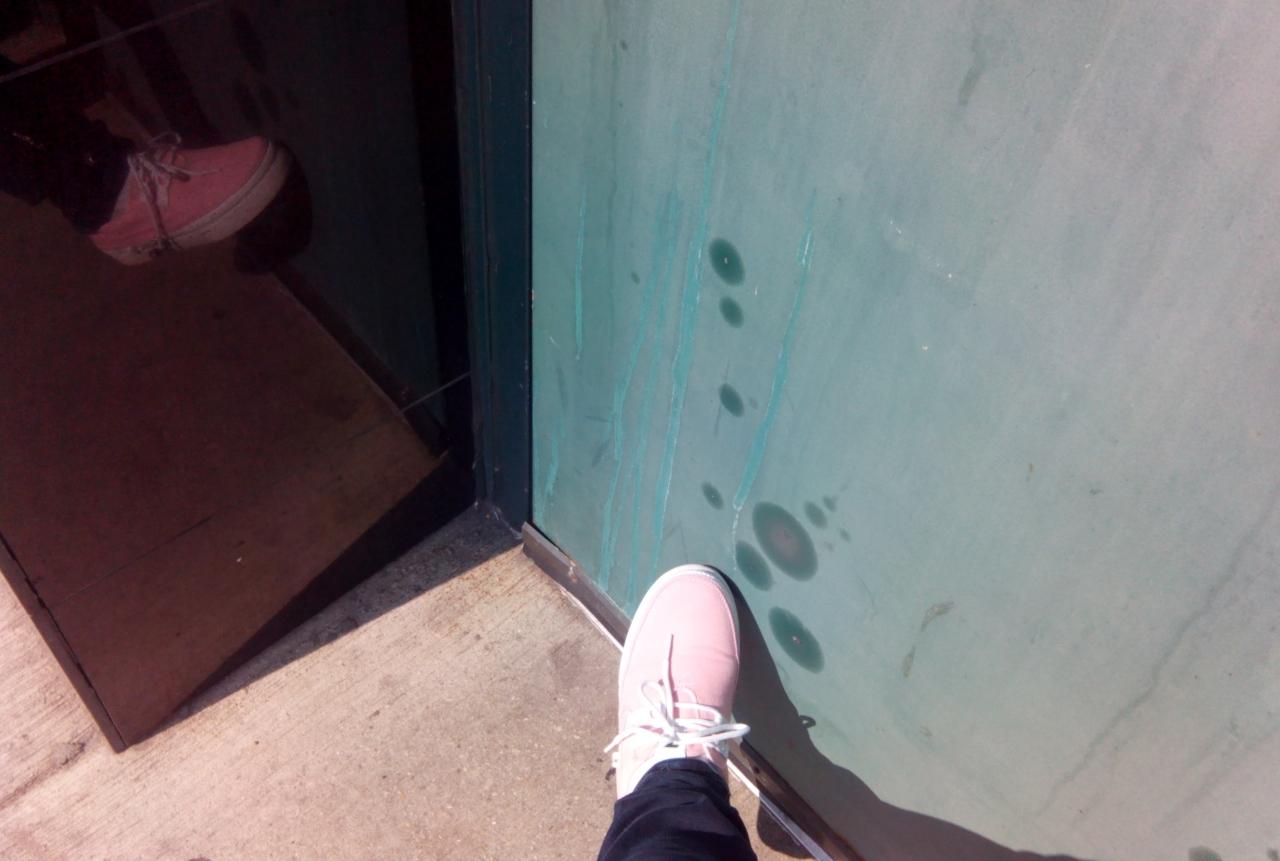 Green Mill Door 3