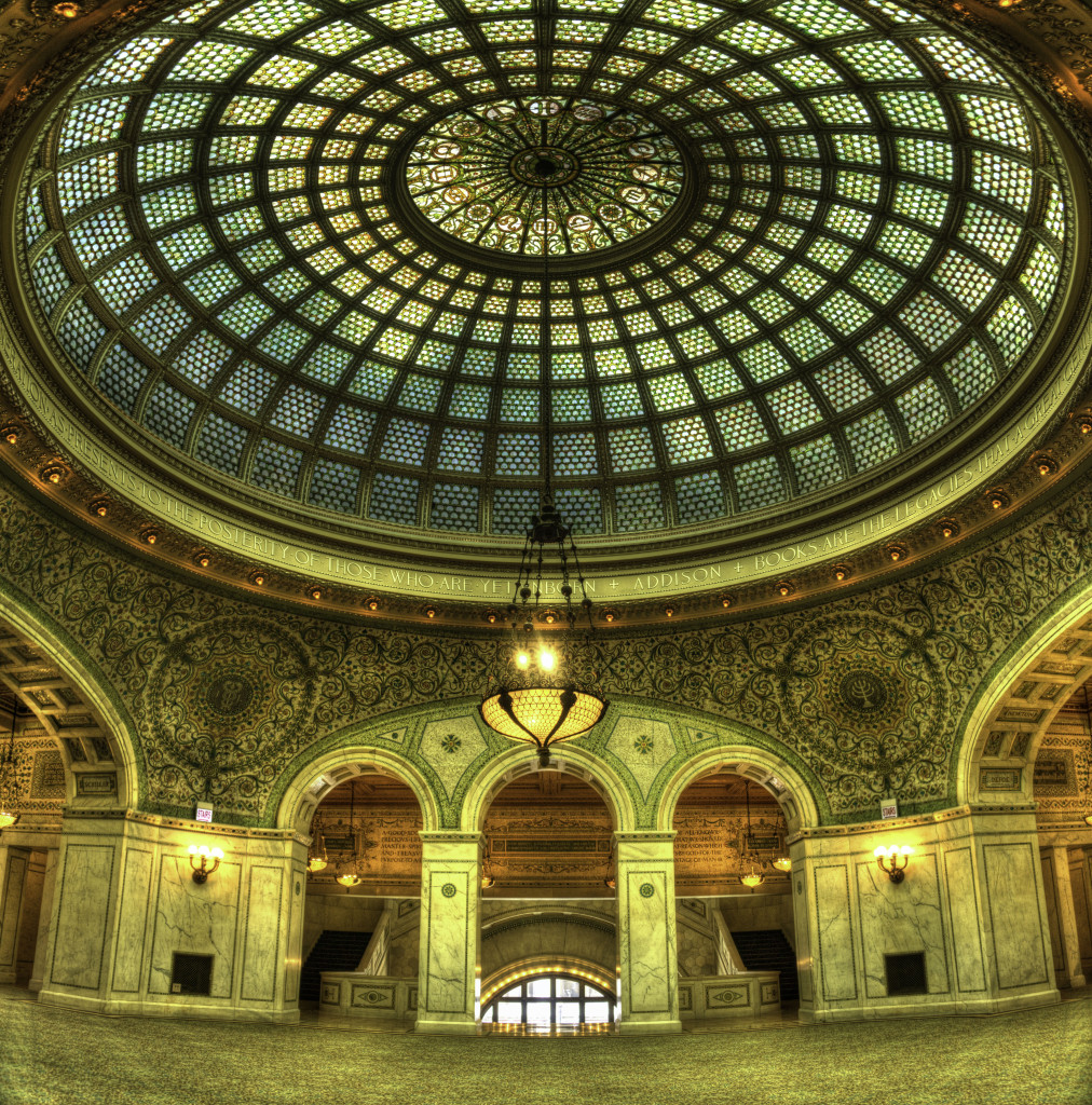 Stained Glass Tiffany Dome 2