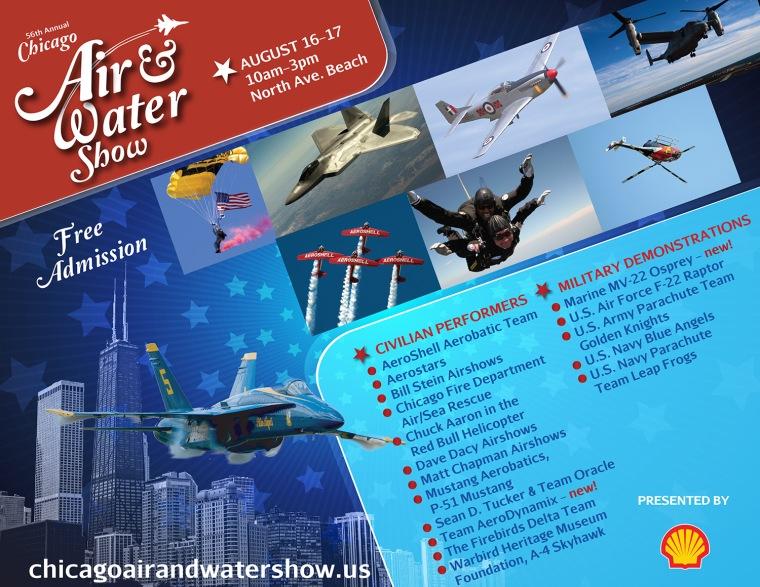 Air & Water brochure 2014