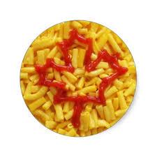 Kraft Dinner Maple Leaf Ketchup
