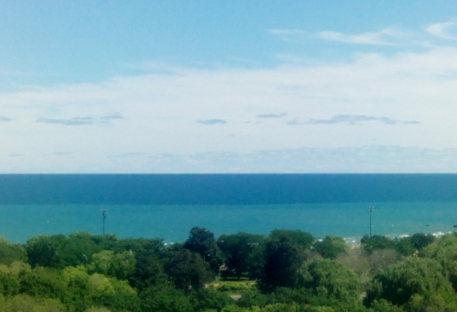 Lake Michigan Sept 2014 1