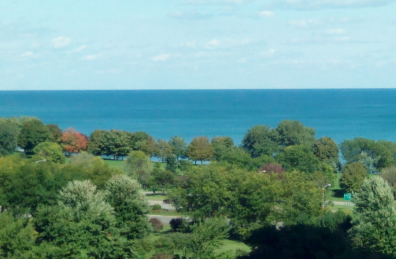 Lake Michigan 2 Oct 5 2014