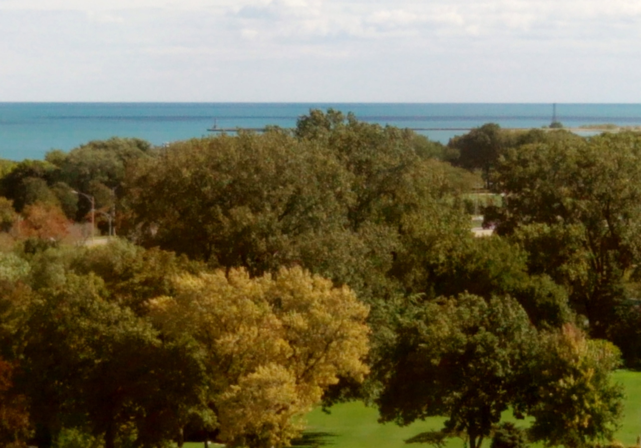 Lake Michigan 3 Oct 5 2014