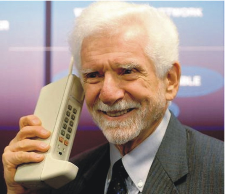 cell phone martin-cooper1