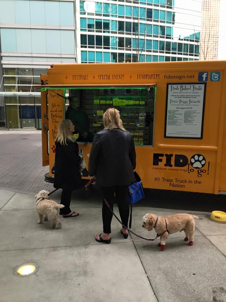 Food Truck for Fido