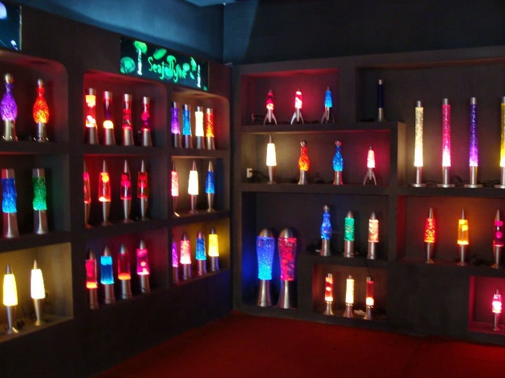 Lava Lamps  Flowing For Over Fifty Years