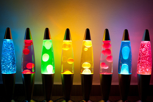 Lava Lamps: Flowing for Over Fifty Years