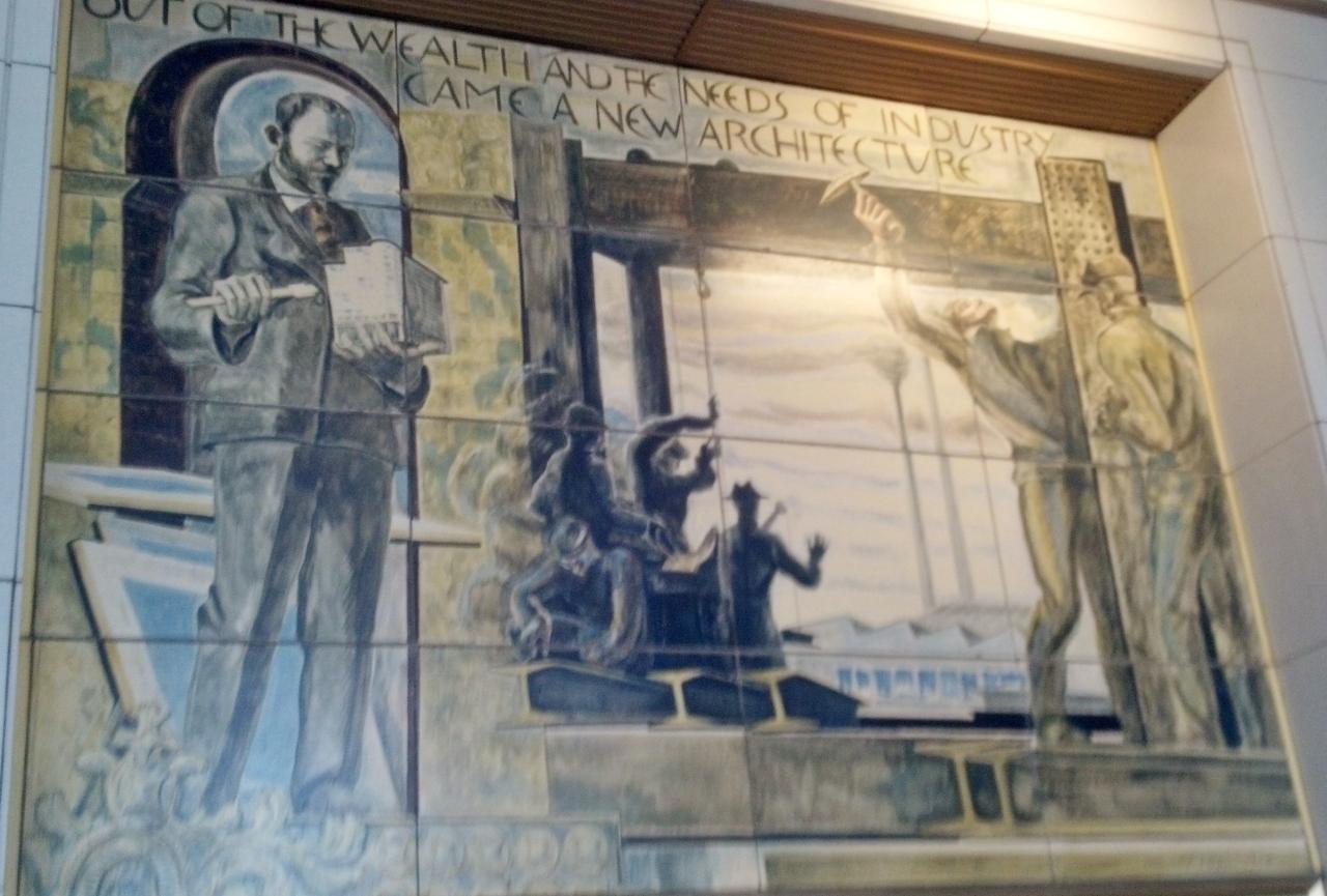 Mural USPS 2