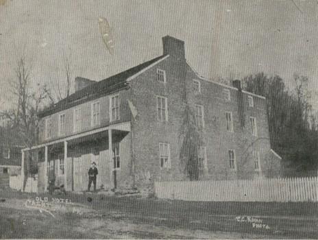 Cashtown Inn 1863