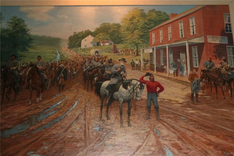 Cashtown Inn painting