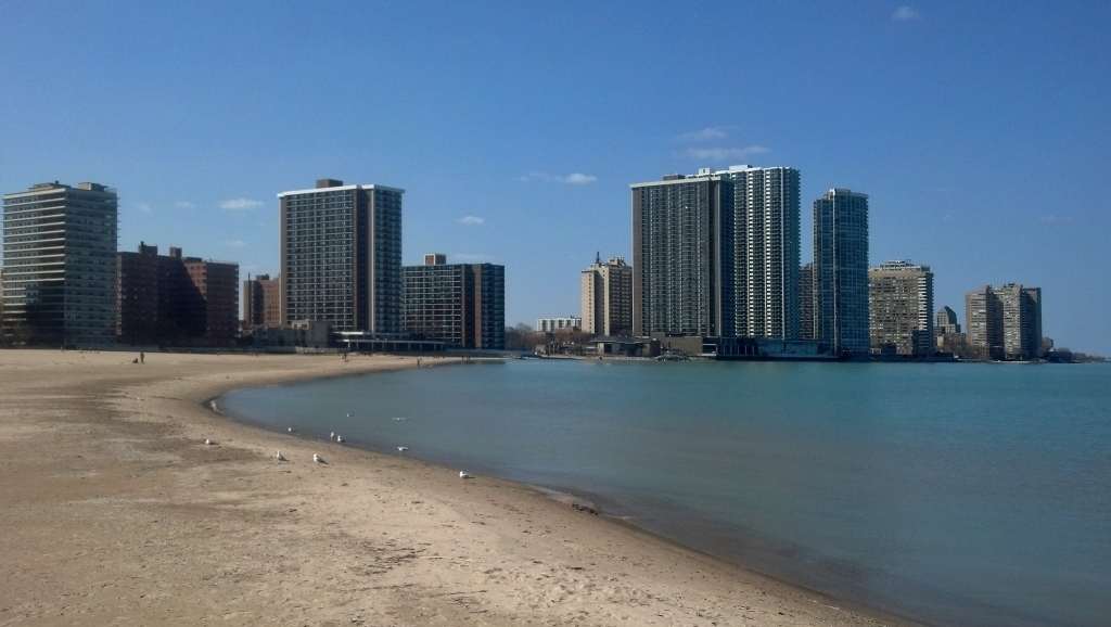 Hollywood Beach April 11 2015