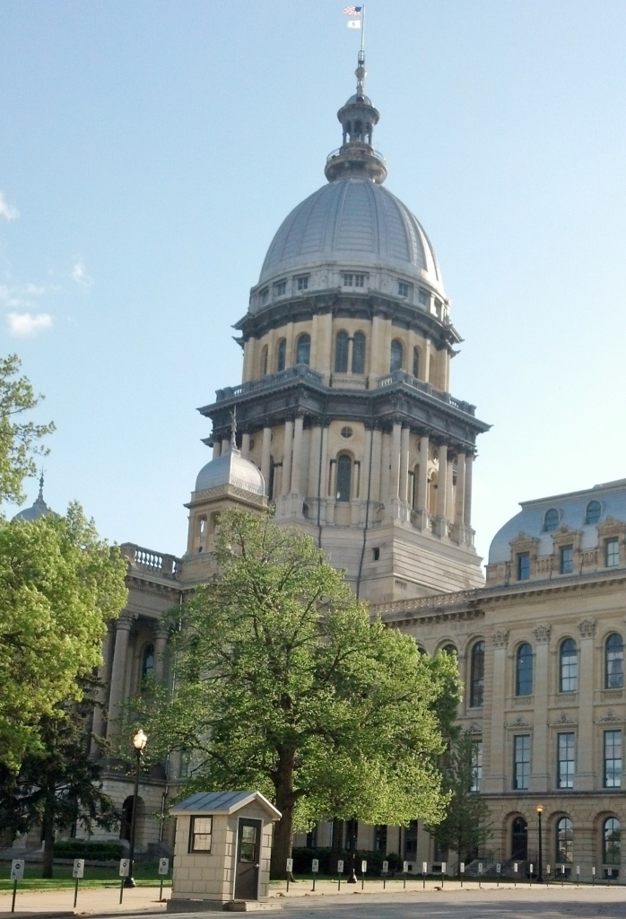 Springfield State Capital