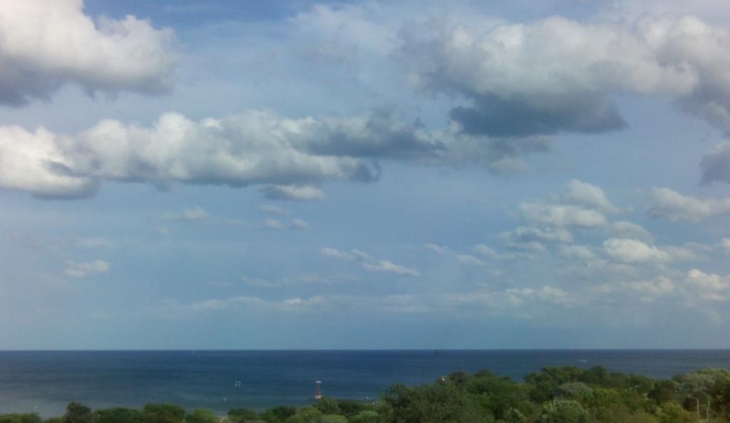Lake Michigan Summer, 2014