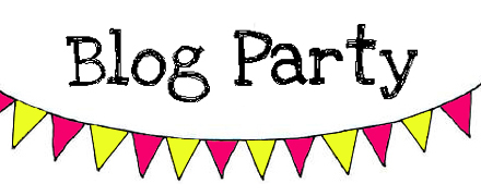 Blog Party Banner