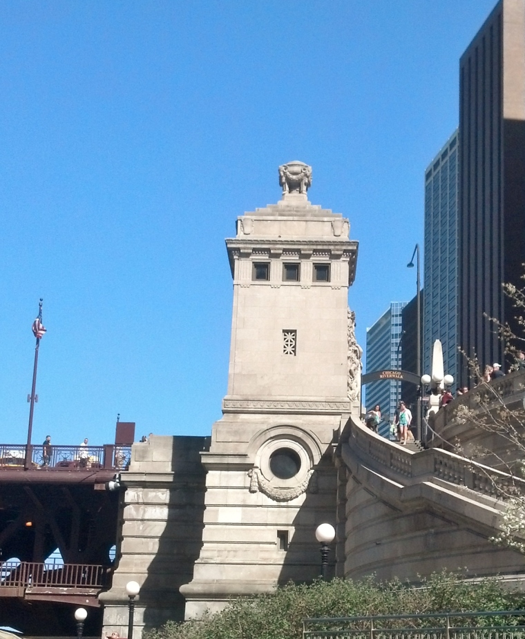 Bridge Flank Chicago June 2015