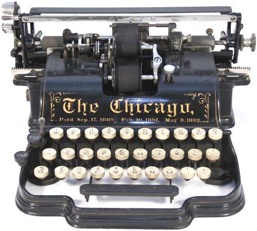 Chicago Typewriter 2