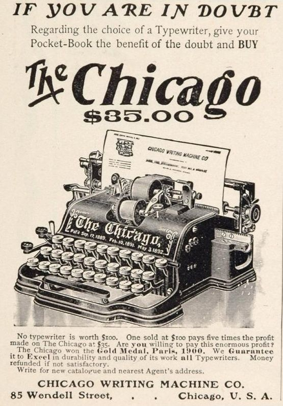 Chicago Writing Machine Company