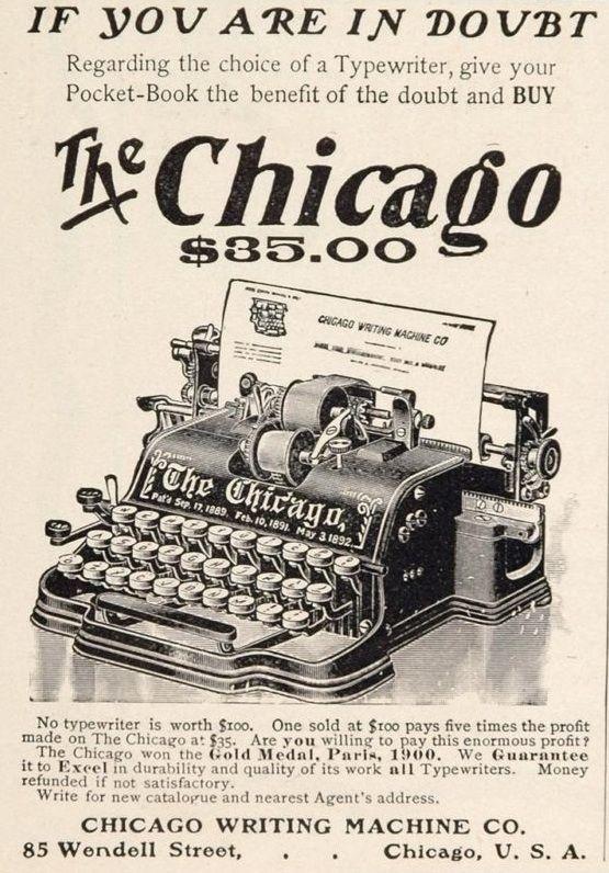 Chicago Writing Machine Company