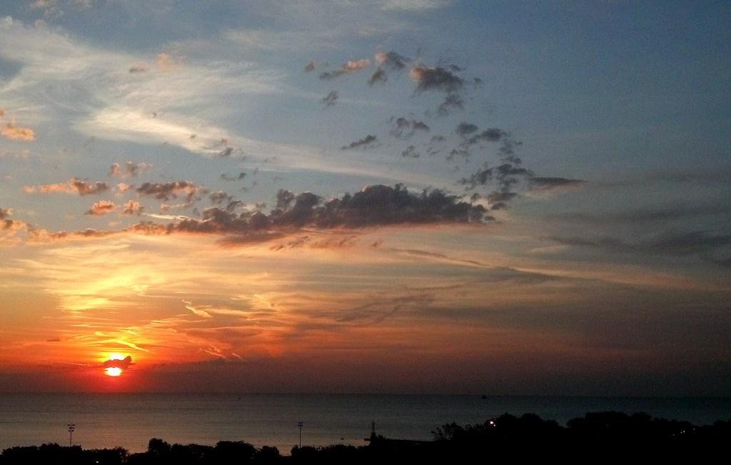 Sunrise Sept 14 2015 16