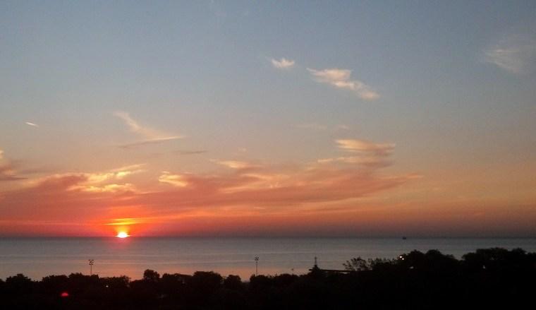 Sunrise Sept 15 2015 3