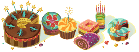 Birthday pic Google