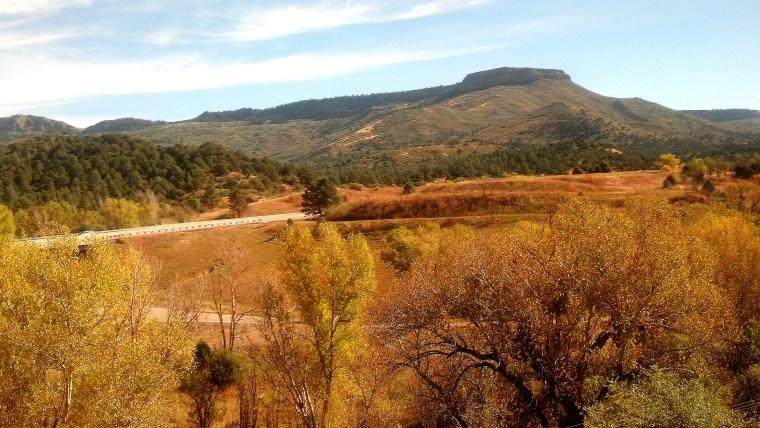 New Mexico Hills Oct 2015