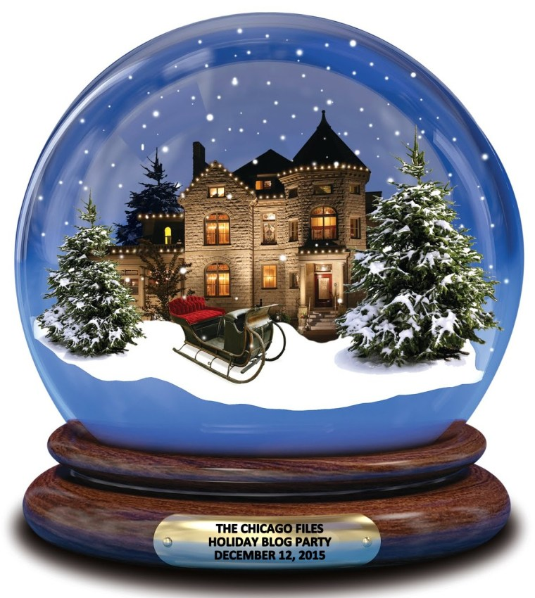 Snowglobe for Holiday Blog Party