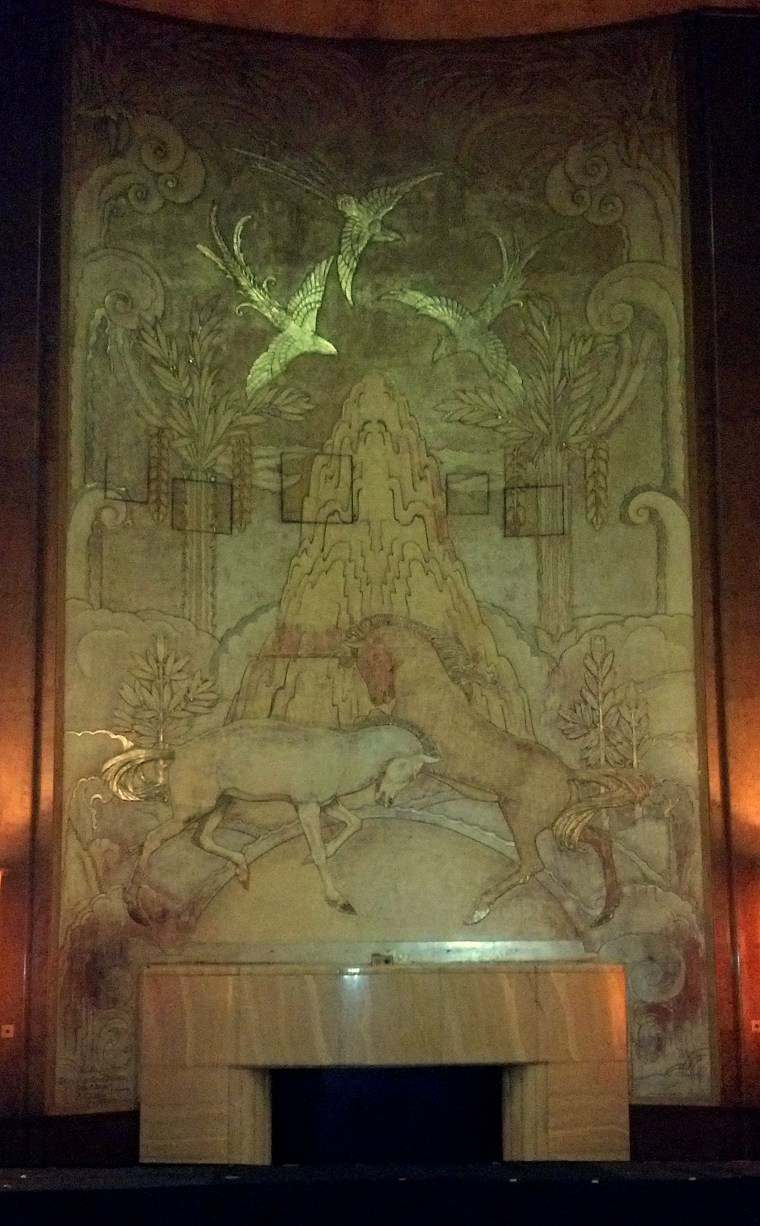 Queen Mary Tapestry