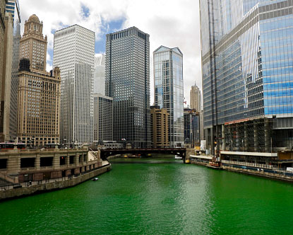 St. Patrick's Day Chicago 2016