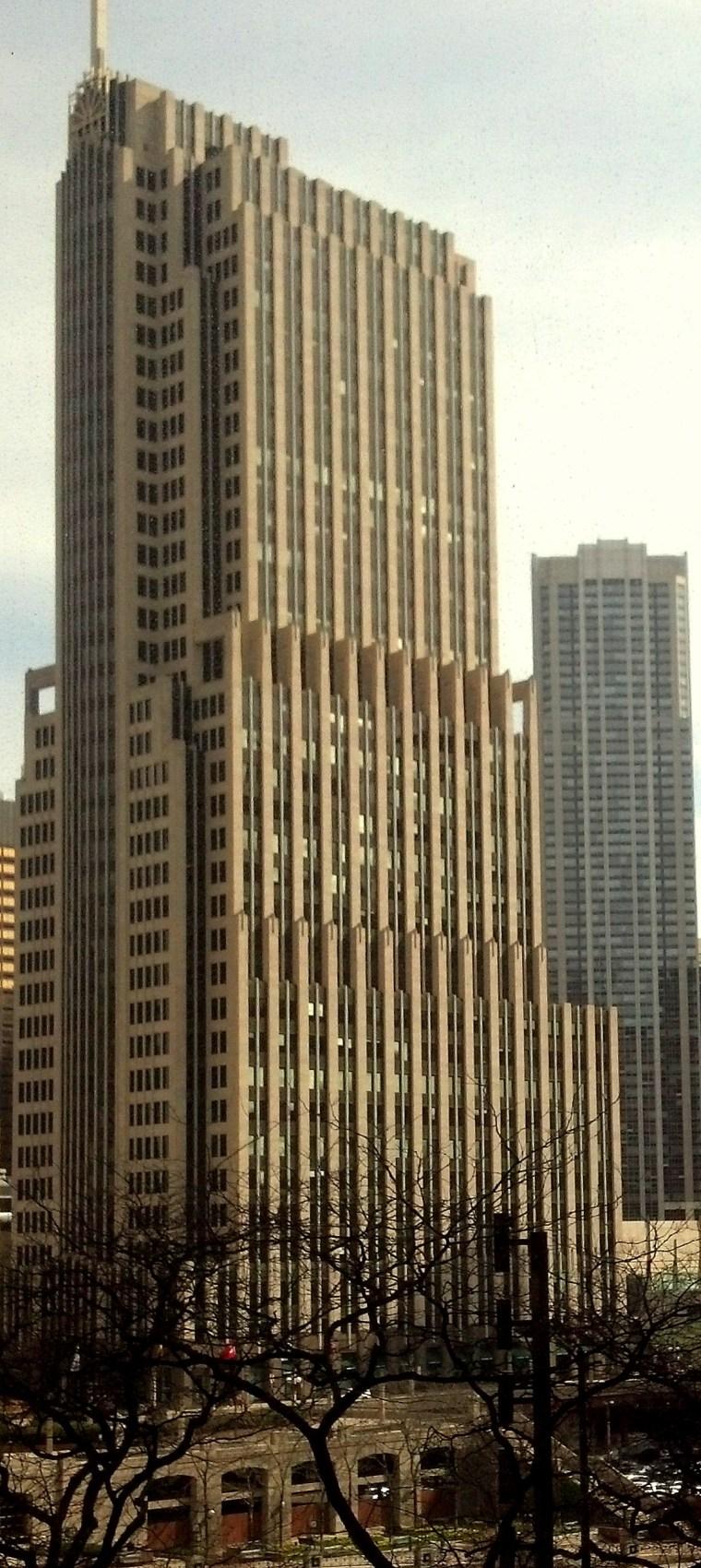 Downtown Chicago April 2016 Lego Building
