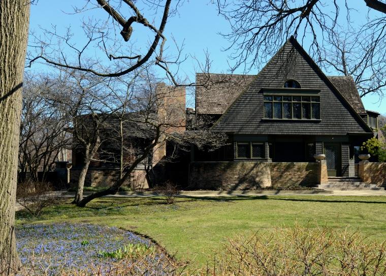 Frank Lloyd Home