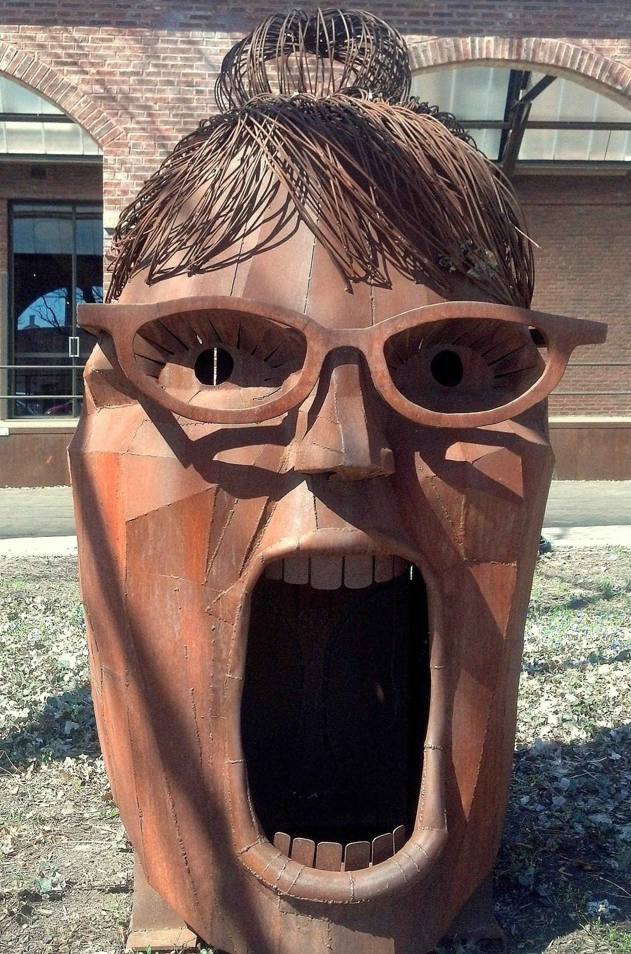Statue Face Woman