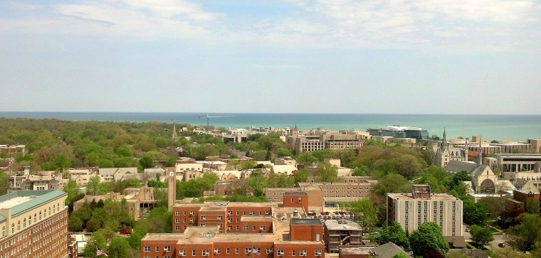 Evanston Lake Michigan 1
