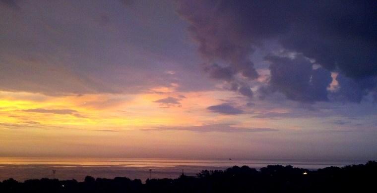 sunrise Lake Michigan August 17 2016 2