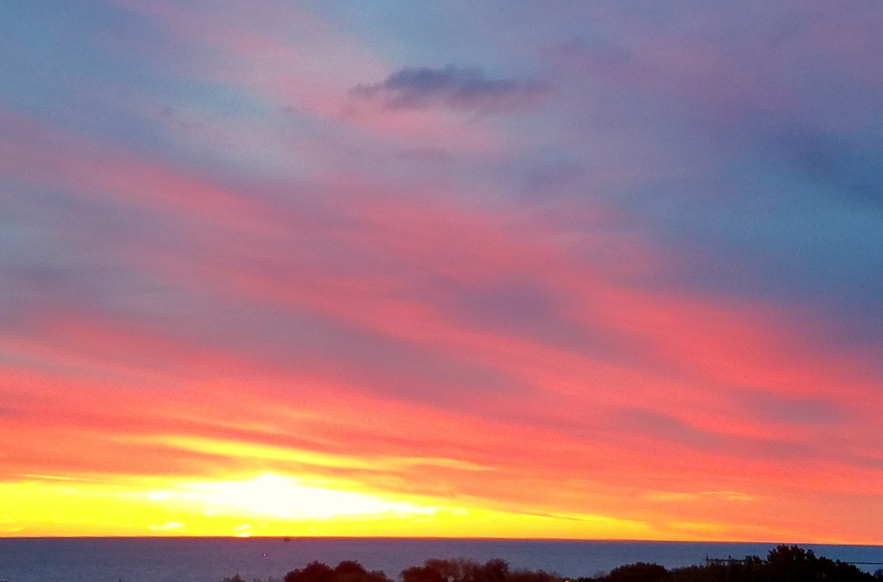 sunrise-lake-michigan-october-25-2016-1