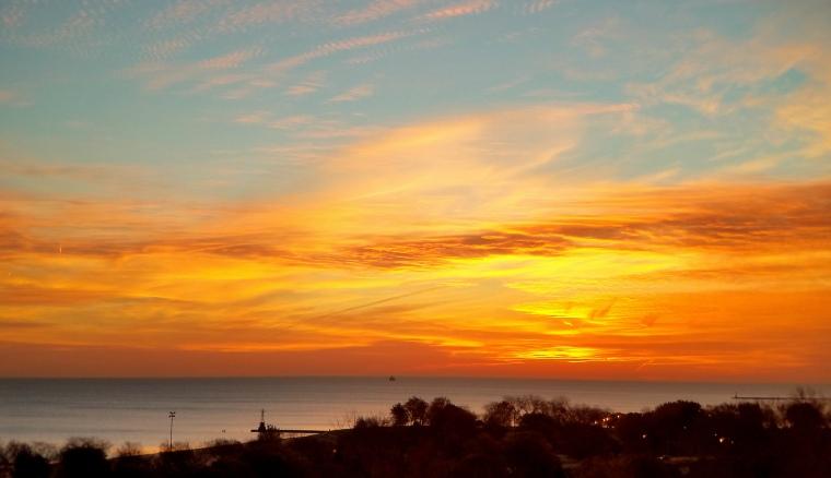 sunrise-lake-michigan-november-14-2016-2