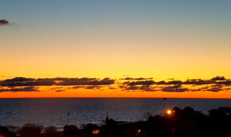 sunrise-lake-michigan-november-4-2016