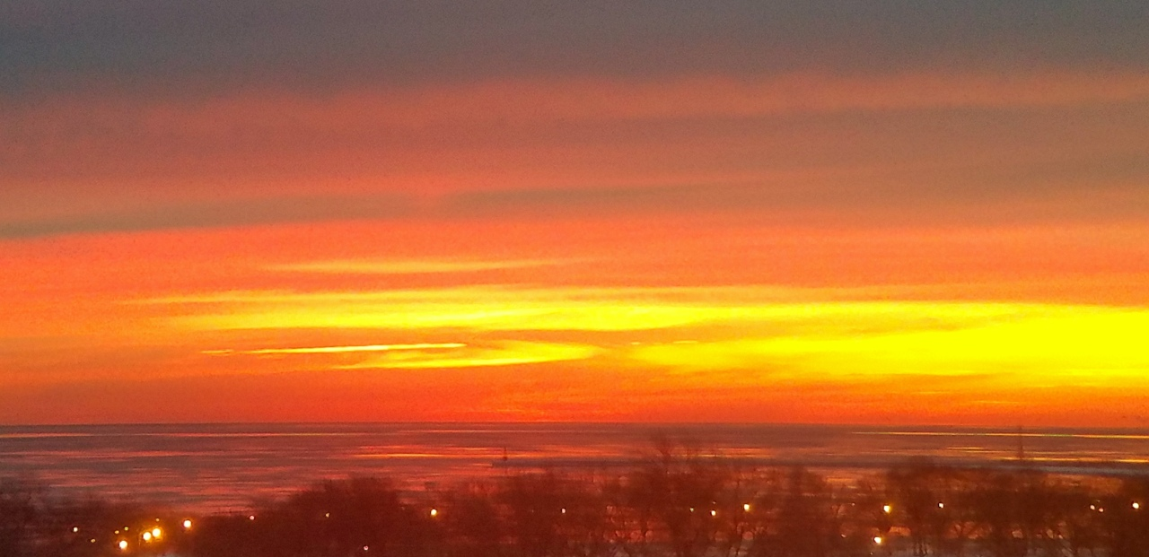 sunrise-lake-michigan-december-20-2016-1