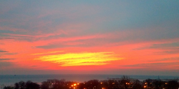 sunrise-lake-michigan-jan-12-2017-2