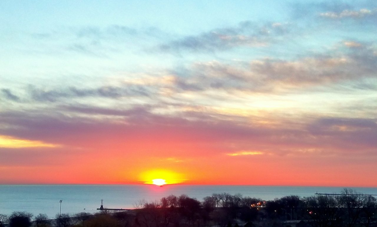 sunrise-lake-michigan-february-18-2017-2