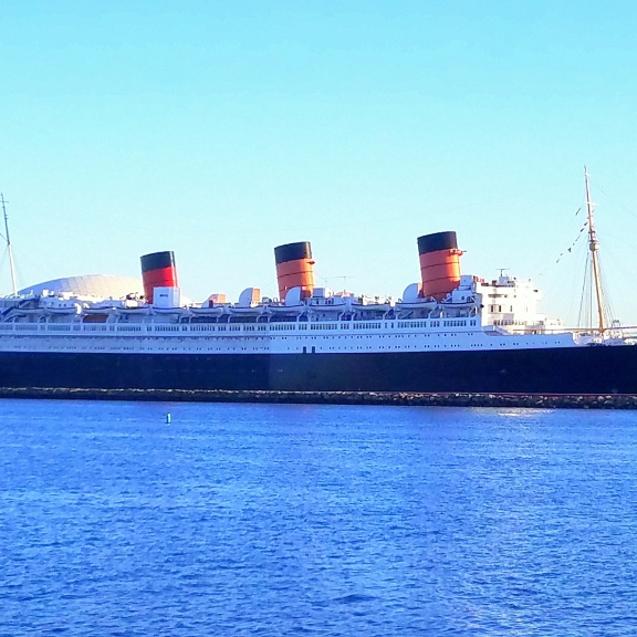 Queen Mary March 2018 2
