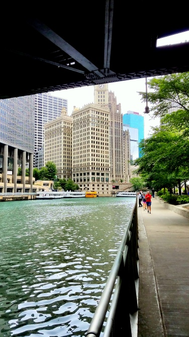 Downtown Chicago June 2018
