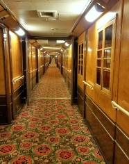 Queen Mary Hallway March 2018