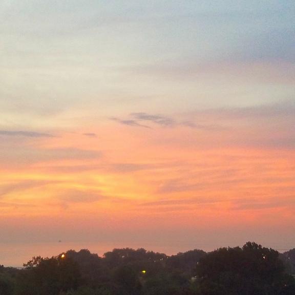 sunrise Sept 20 2018 2