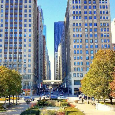 Millenium Park Chicago November 13 2018 2